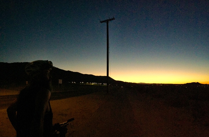 29 Palms at Sundown